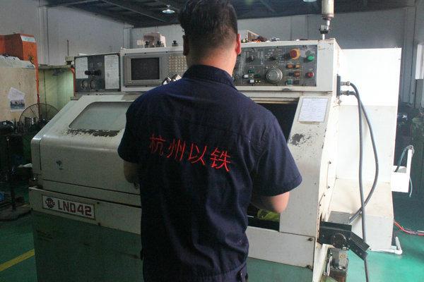 数控加工生产设备